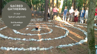 Sacred Gathering - Labyrinth Service