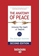 Book Study - The Anatomy of Peace - Resolving the Heart of Conflict