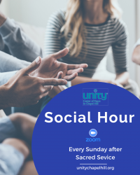 After Service Social Hour