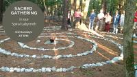 Sacred Gathering - Labyrinth Service