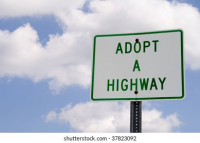 Adopt-a-Hwy Clean-Up