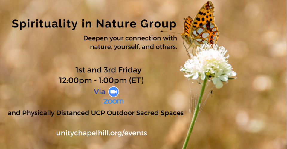 Spirituality In Nature Group